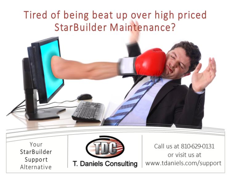 Starbuilder support- beat up over high prices