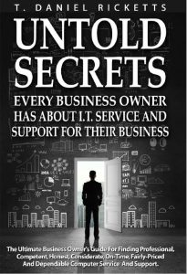 Author Tim Ricketts: Untold Secrets About IT Support And Services